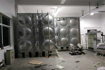 龙泉2台不锈钢热博登录安装现场
